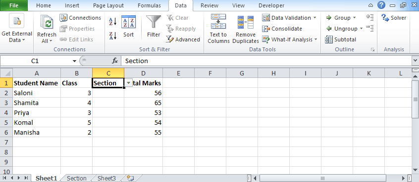 Create Drop-Down List in Excel Cell (2010/ 2013/ 2016) - Excel Tips &  Tutorials