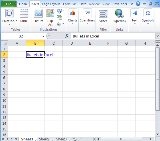 Excel hyperlink formulas functions with example excel tutorial excel hyperlink ccuart Images