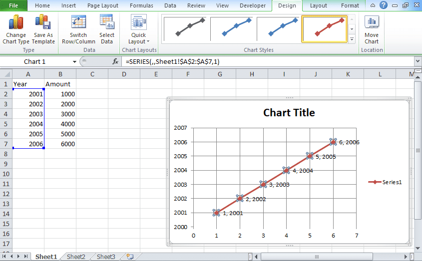 Regression analysis in excel