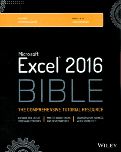 Best excel books